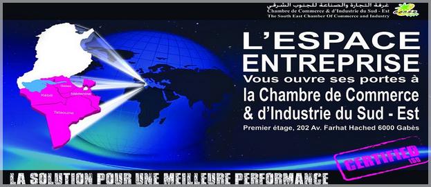 Ccise chambre de commerce et d 39 industrie sud est tunisie - Formation chambre de commerce ...